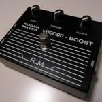 ROGER MAYER/VOODOO-BOOST