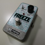 eiectro-harmonix/ freeze