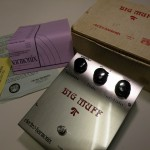 "Electro-Harmonix/BIG MUFF 2nd ""Rams Head"""