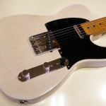 "Bellcraft guitars/TELE CASTER""Blonde"""