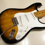 "Bellcraft guitars/1957's strato""2TS"""