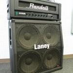 Randall/TITAN&Laney Speaker Cabinet