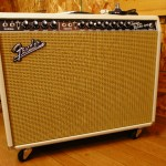 Fender/65 Twin Reverb blonde wheat japan limited