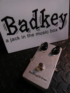 BadKey/ EX-Fuzz (新品)生産完了品