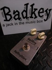 BadKey/Badkey Drive BD-1(新品)