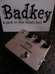 Badkey Buffer & Booster BB-1