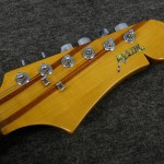 AUSTIN / through neck guitar