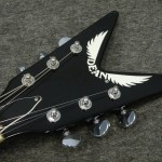 DEAN / V Chicago Flame (Classic Black)