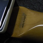 Fender Japan / TL62B-82TX (serial:S017309)