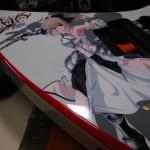 studio bell guitar custom-Fate-
