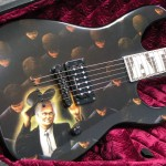 "Jackson/Anthrax""Scott Ian""Breaks Down Limited Edition Jackson ATL Guitar"