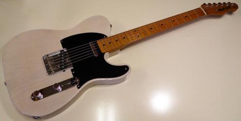 "Bellcraft guitars/TELE CASTER""Blonde"""