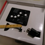 Schaller/ASD Preamp + 7496(アコギ用モデル)