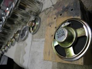 缶アンプ生産ライン