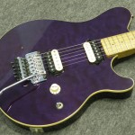 MUSIC MAN/AXIS Translucent purple