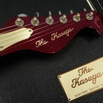 The kasuga / custom guitar