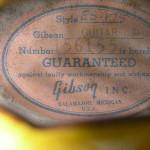 GIBSON / 1964 ES-175