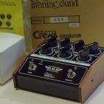"""Crews Maniac Sound / G.O.D """"Genius Over Drive"""""""