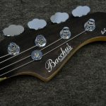 Bacchus / WOODLINE DX4 (BLK-OIL)