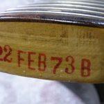 Fender / 1973 Stratocaster Sunburst/Rose